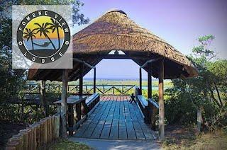 Pomene View Lodge, a estância turística a venda em Moçambique